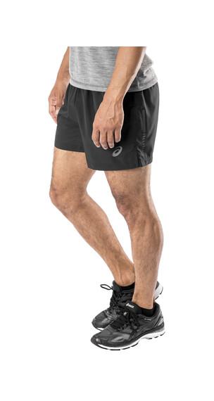 asics 2In Hardloop Shorts Heren zwart